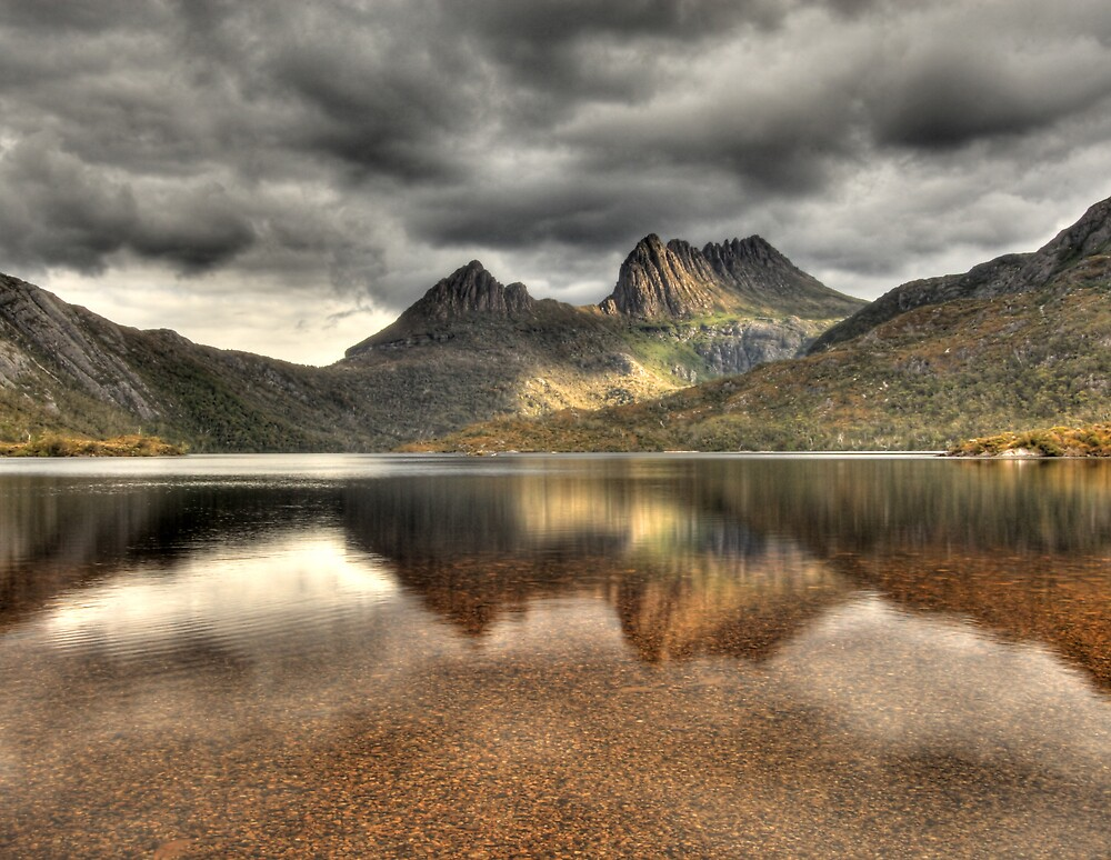 Dove Lake - Cradle Mountain, Tasmania by Darren Post