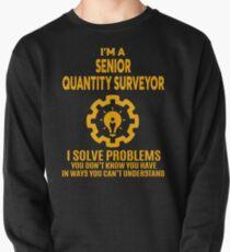 SENIOR QUANTITY SURVEYOR - NICE DESIGN 2017 Pullover