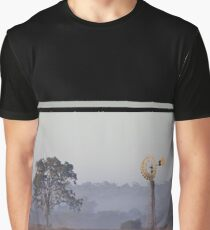 Misty Mill Graphic T-Shirt