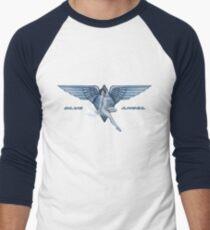 Blue Angel Pinup Men's Baseball ¾ T-Shirt