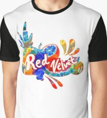 Red Velvet - Red Flavor Graphic T-Shirt