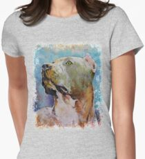 Pit Bull Women's Fitted T-Shirt