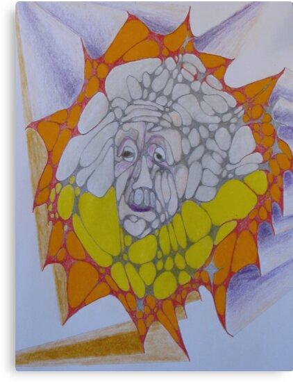 Einstein Thinking in Reverse by Anthony R. Plastino III