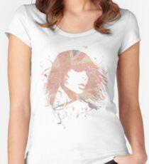 Bird Song Women's Fitted Scoop T-Shirt