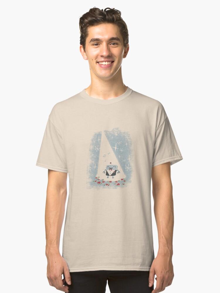 Bebot Classic T-Shirt Front