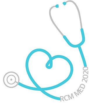 Stethoscope RCM 2020 by ArtsyPortrait