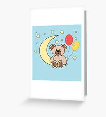 osito Greeting Card