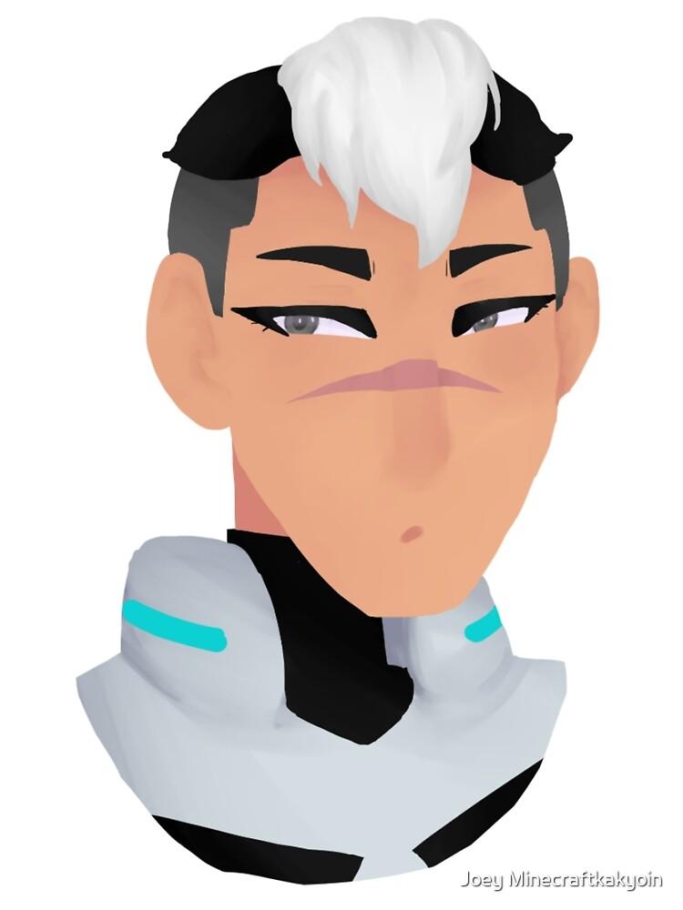 Shiro (Voltron) #1 Space Dad by Alistar Pastel
