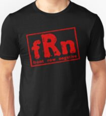 Front Row Order T-Shirt