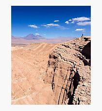 Death Valley - Atacama Desert, Chile Photographic Print