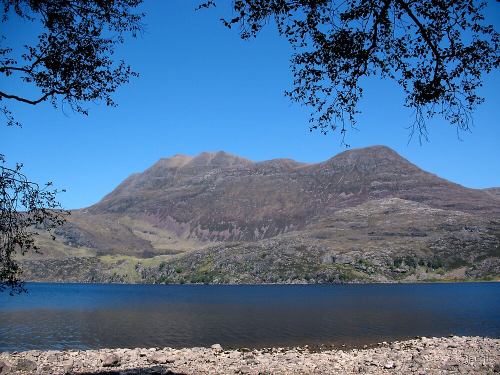 Slioch - The Spear by jacqi