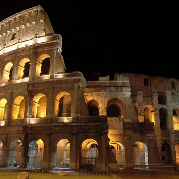 Colosseum II by tiggatim