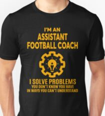 Assistent Fussball Trainer T Shirts Redbubble