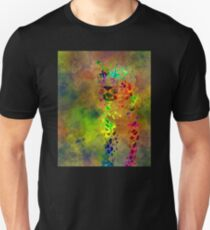 Colored Leopard T-Shirt
