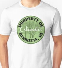 Property of Cabswater Unisex T-Shirt