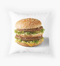McDonald's Big Mac  Throw Pillow