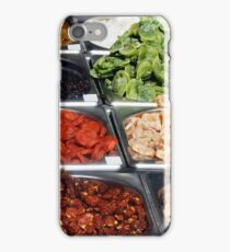 Spices and herbs iPhone Case/Skin