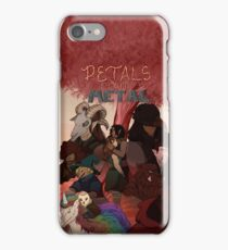 Petals to the Metal  iPhone Case/Skin
