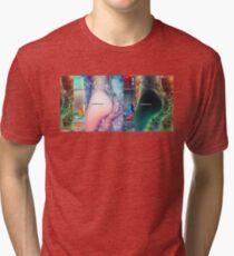 XWING Zapper Tri-blend T-Shirt