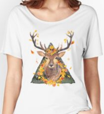 The Spirit of the Forest Women's Relaxed Fit T-Shirt