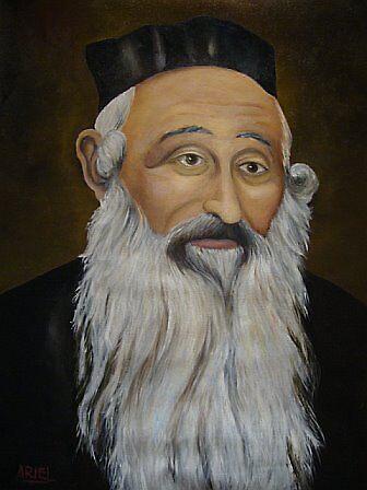 Great Grandfather by ArielMaldonado