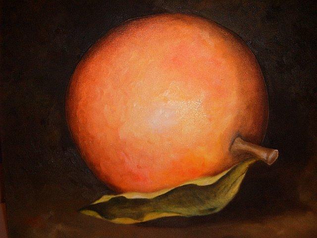 Orange by ArielMaldonado