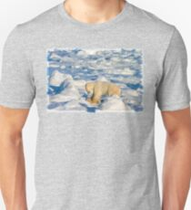 Polar Push to Save Our Sea Ice T-Shirt