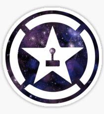 Achievement Hunter Galaxy Sticker