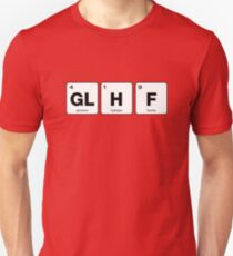GLHF Periodic Table T-Shirt