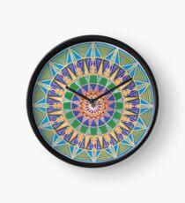 Cosmic Consciousness Mandala Clock