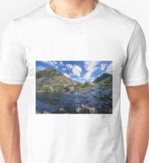 Pen yr Ole Wen and Tryfan T-Shirt