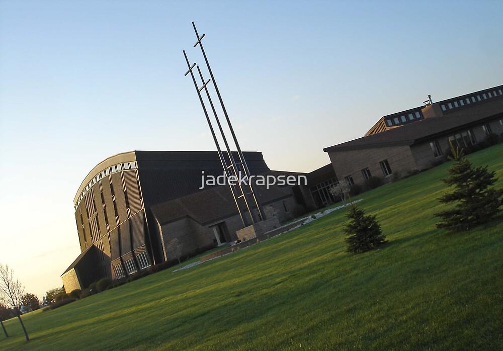 St Thomas More Catholic Parish by jadekrapsen