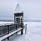 Swimming Hut in the Winter  by Mikis-Workshop