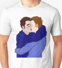 Kiss - Mystrade Fanart T-Shirt