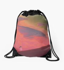 Celestial Guides Drawstring Bag