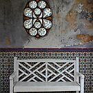 In a Moorish Gazebo by Yampimon