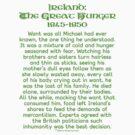 Ireland: The Great Hunger by WanderingAuthor