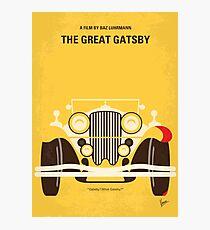 Lámina fotográfica No206- El gran póster de la película The Great Gatsby