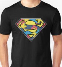 Superhero Autism Awareness Shirt T-Shirt