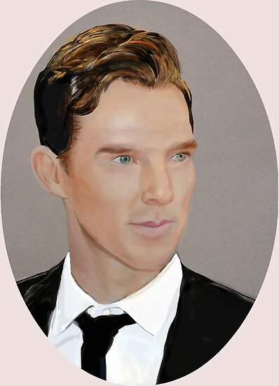 Benedict Cumberbatch by perphation