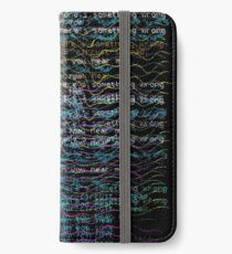 Lost Signal iPhone Wallet/Case/Skin