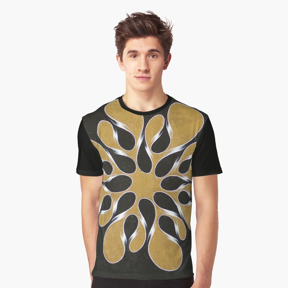 Infinite Ribbon, No. 1 Graphic T-Shirt