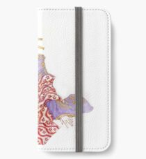 Young Oiran iPhone Wallet