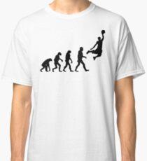 Evolution of Basketball Classic T-Shirt