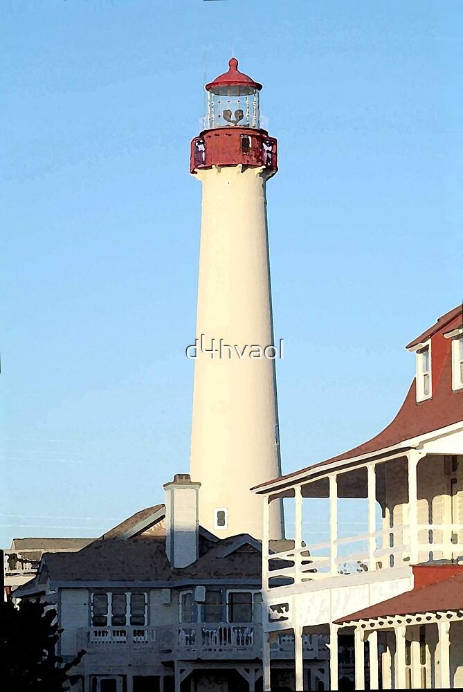 Cape May Lighthouse by d4hvaol
