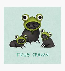 Frug Spawn Photographic Print
