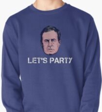 Bill Belichick Let's Party Pullover