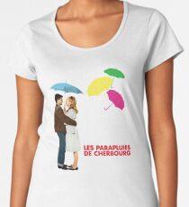 Les parapluies Women's Premium T-Shirt