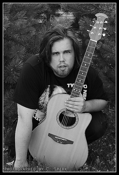 Guitar Nut by Spirk