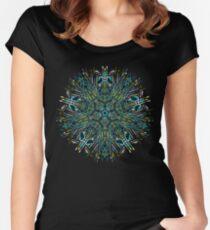 mandala 2 Women's Fitted Scoop T-Shirt